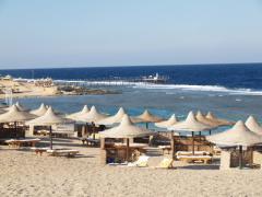 Urlaub in Marsa Alam am Roten Meer in schönen modernen Hotelanlagen