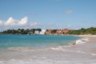 Die Bucht von Sosúa