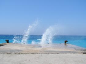 Urlaub auf Rhodos. Mittelmeer zum Genießen