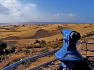 Urlaub auf Gran Canaria: erleben Sie die weltberühmten Dünen von Maspalomas im Süden von Gran Canaria