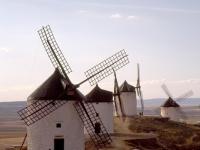 Windmühlen auf Lanzarote