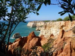 Urlaub in Portugal - Traumküste an der Algarve im Süden von Portugal
