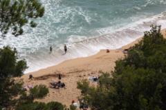 Die Costa Brava - schöne Buchten mit Stränden unter Pinien